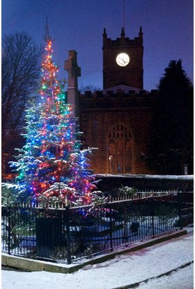 Copac Christmas image
