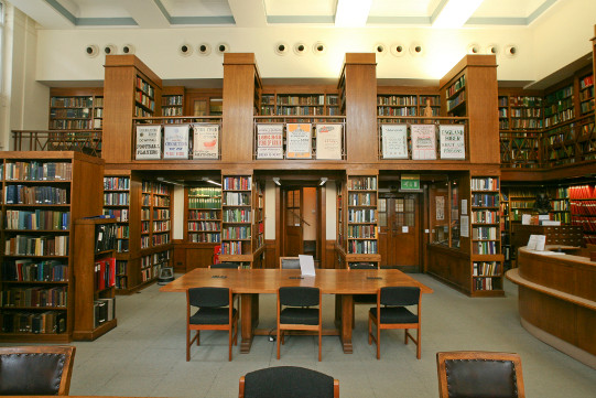 Photo of Society of Friends Library