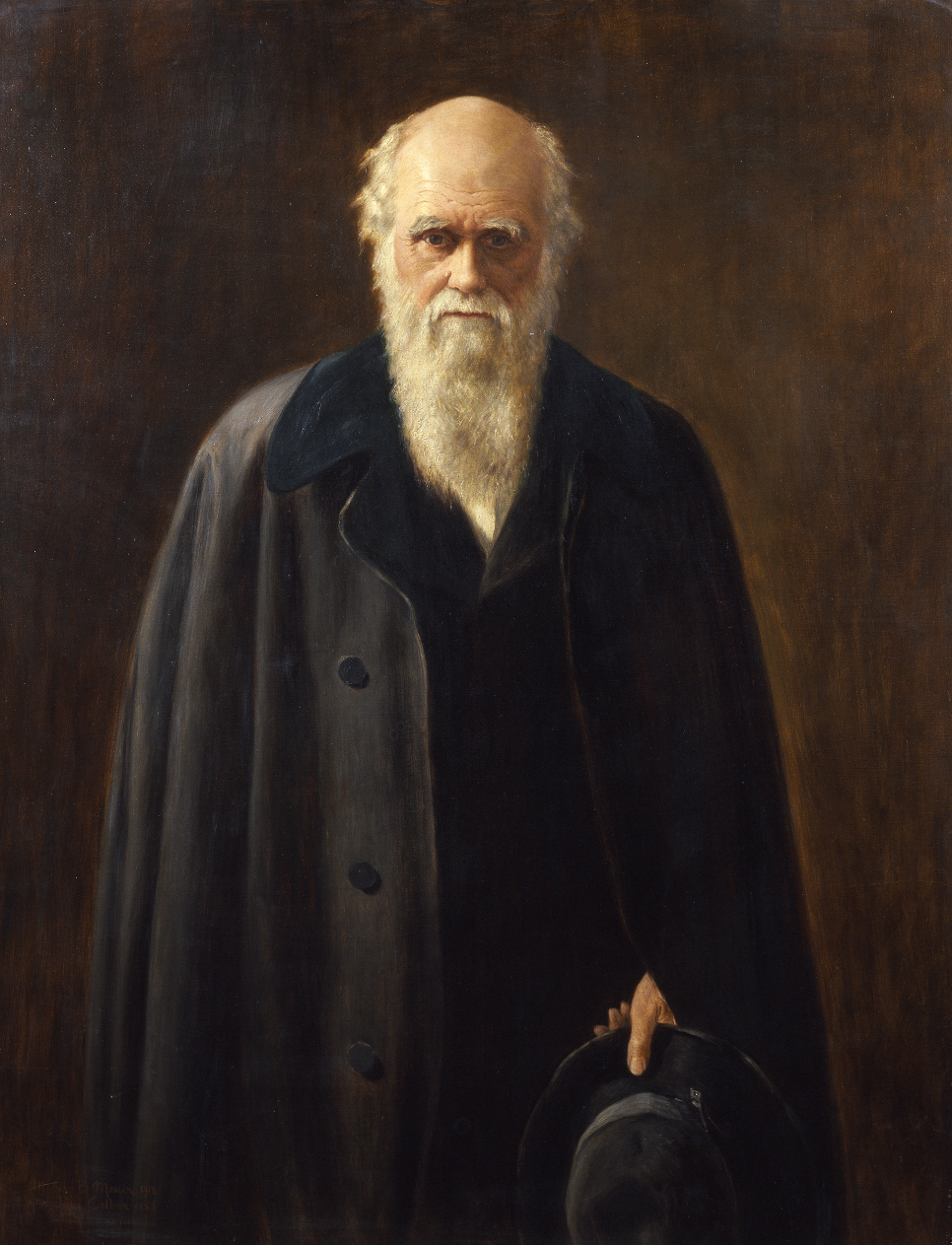 Charles Darwin: long-winded geologist