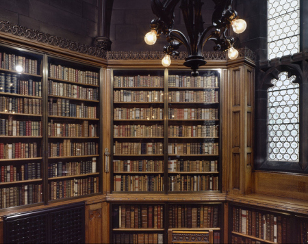 Old Aldine Room, The John Rylands Library