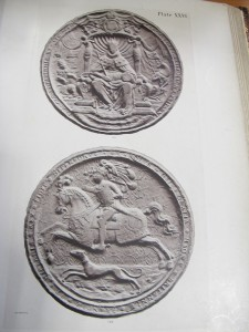 Example of seals
